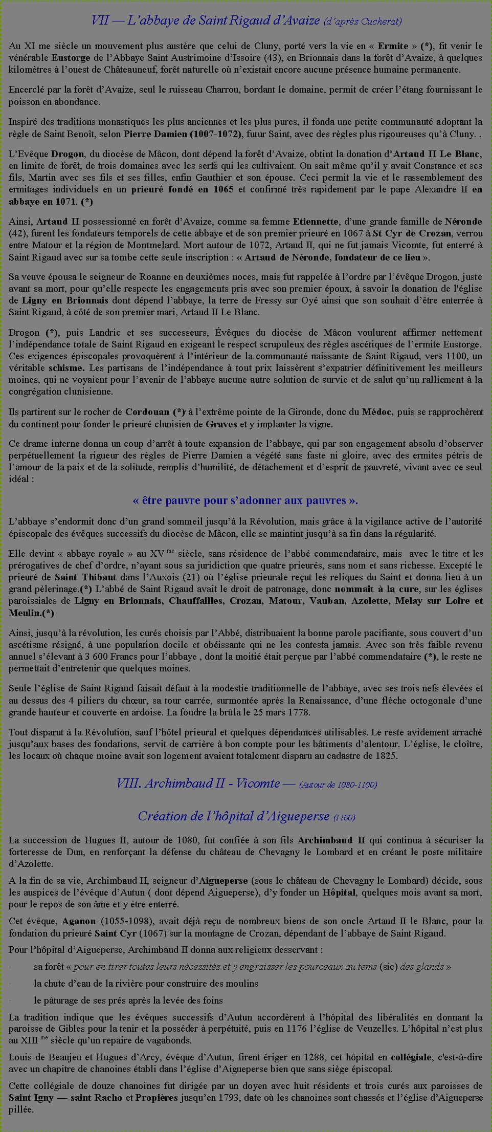 Histoire de la vicomt maconnaise suite ii for Autobiographie d un amour alexandre jardin